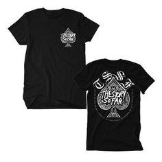 Spade Black T-Shirt
