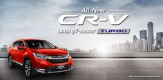 ALL NEW CR-V TURBO