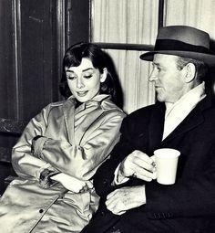 Audrey Hepburn & Fred Astaire
