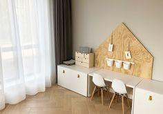 Warmte en sfeer aanbrengen in nieuwbouwhuis - - Warmte en sfeer aanbrengen in nieuwbouwhuis – - Baby Bedroom, Baby Room Decor, Kids Bedroom, Chambre Nolan, Playroom Storage, Kid Beds, Boy Room, Kids Furniture, Room Inspiration