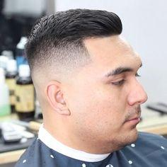 Man Bun Haircut, Short Fade Haircut, Textured Haircut, Short Hair Cuts, Short Hair Styles, Cool Hairstyles For Men, Work Hairstyles, Haircuts For Men, Hair Cutting Videos