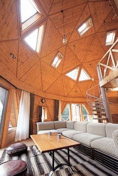 Gallery | BESS DOME Monolithic Dome Homes, Geodesic Dome Homes, Dome Ceiling, Luxury Glamping, A Frame Cabin, Dome House, Wooden House, Future House, Luxury Homes