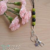 Helmipaikka Oy - Joka päivä on korupäivä - Helmipaikka. Id Badge, Necklaces, Bracelets, Personalized Items, Jewelry, Jewlery, Bijoux, Chain, Jewerly