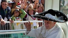 Fight poverty and crime with faith, Pope tells Mexican worshippers ...