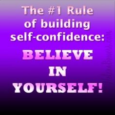 Five Benefits of Believing In Yourself | helenabowers.com