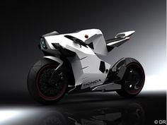 A quoi ressemblera la moto du futur ? - Moto Magazine - leader de l'actualité de la moto et du motard