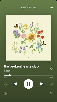 Music Covers, Album Covers, Broken Hearts Club, Song Playlist, Cover Art, Songs, Imagination, Cherry, Projects