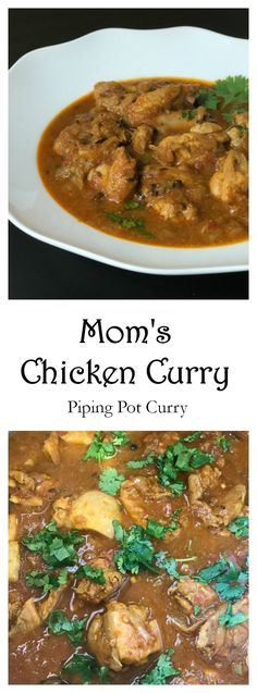 Chicken Curry Instant Pot Pressure Cooker Pin
