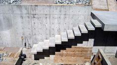 Resultado de imagen de cantilever stairs