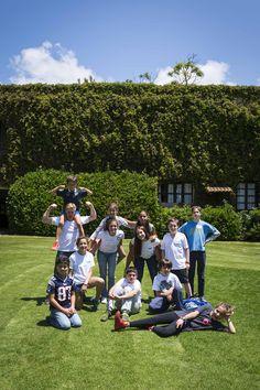 Grupo: Medianos.  Patrulla: Azotadores #CampPipiol2015