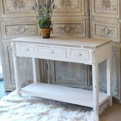 Lyon Range - Cream Sideboard Console Table
