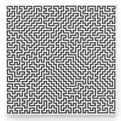 Open Labyrinth (1), 2010 - Ignacio Uriarte