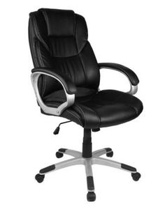 Superieur VECELO Racing Swivel Leather Office Chair / Computer Chair Desk Chair, Black