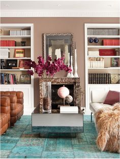 Bruce And Krisjenner S Living Room Designed By
