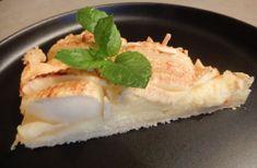 Apfel-Sandkuchen - Rezept von Kuechenschelle Meat, Ethnic Recipes, Food, Youtube, Yummy Cakes, Backen, Apple, Beef, Meal