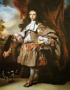 historia del traje: 18. El traje francés en el Barroco 1625-1725