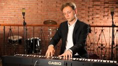 CASIO CDP-130BK - Цифровое фортепиано 88 клавиш с градуированной клавиатурой молоточкового типа, в комплекте подставка для нот, педаль сустейн, блок питания. Инструмент находится в магазине Музснаб г. Ступино - 28990 руб