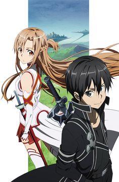 Asuna & Kirito ~ SAO Aincrad Arc