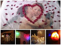 Photo Collage of La Casetta delle Candele, holiday house for couple in #Maremma at #Montemerano   #vacation #Tuscany #Grosseto