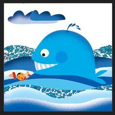 pinocchio e la balena by irene mazza