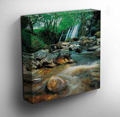 Cladich - Loch Awe Canvas Artwork.
