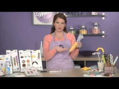 ▶ Learn how to make Lollipops, Molded Preztels and Candies using Wilton Candy Molds - YouTube