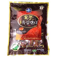 Made of an extract of well grown redk ginseng roots. The mixture of extracts and powder is a well grown red ginseng roots. You can feel the native aroma and astringent taste of ginseng with a touch. Good for refreshment while driving and jogging. Efficacy of Ginseng Candy -Boost the Immune System and Boost Energy and Stamina