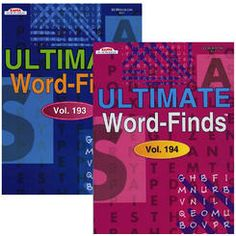 Kappa Ultimate Word Finds Puzzle Book Case Pack 48 - 311369
