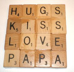 Easy Handmade Christmas Gift Ideas - Scrabble Coaster - Click Pic for 17 Simple Homemade Holiday Gifts Christmas Gifts To Make, Handmade Christmas Gifts, Homemade Christmas, Xmas Gifts, Craft Gifts, Holiday Crafts, Diy Gifts, Christmas Crafts, Christmas Ideas