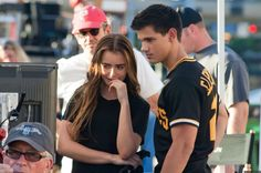 "abduction lily collins  | New ""Abduction"" BTS Photos; HQ {2011}. - Lily Collins Photo (33491798 ..."