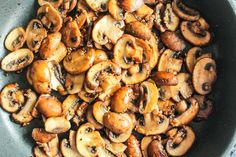 Steakhouse Mushrooms It's barbeque season, or at least it should be; it's supposed to snow tomorrow! Anyway, while I love a barbeque, I must admit that I tend to enjoy the sides more than the mains. Honestly is there anything better than a giant serving of sautéed mushrooms? Tons of vitamins and minerals in a...Read More