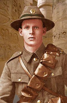 New Zealand Mounted Rifles Ww2 Uniforms, Military Uniforms, Military Art, Military History, Ww1 Soldiers, Wwi, World War One, First World, Ww1 History