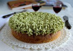 #gialloblogs #ricetta #ricettebloggerriunite Cheesecake al pistacchio | In cucina con Mire