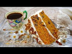 Pastel de Zanahoria - YouTube Mexican Dishes, Mexican Food Recipes, Ethnic Recipes, Tortilla Recipes, Mexican Desserts, Cheesecake Frosting, Traditional Mexican Food, Carrot Cake, No Bake Cake