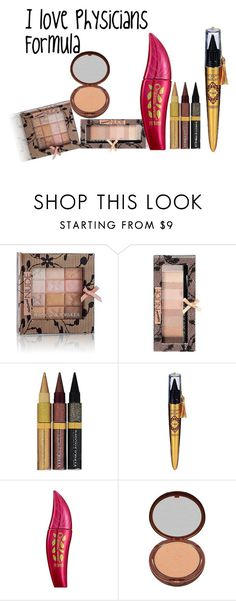 Make up by carolina-esquivel on Polyvore featuring Belleza and Physicians Formula