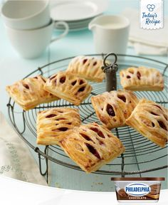 Nothing warms up a September day like our Mini Chocolate-Cherry Pies. In fact, things might turn hot and steamy.