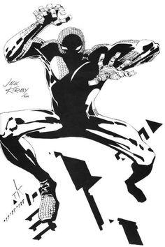 Frank Miller, Marvel Comic Universe, Marvel Comics, Jack King, Spiderman Art, Marvel Entertainment, Spider Verse, Dark Horse, Marvel Characters