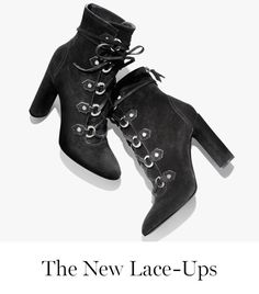The New Lace-Ups
