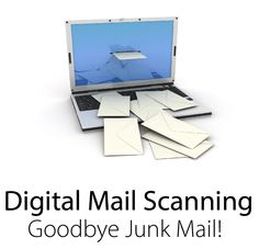 Add this Digital Mail scanning package to your shopping cart along with any other Mail Forwarding Service to benefit from our secure Mail scanning service and technology. US Post office Mail scanning has a wide variety of benefits including: Saving on postage charges, getting USPS mail delivered instantly and filtering Junk mail. Digital Mail Service package will compliment any US mail forwarding service plan.