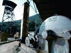 La vecchia miniera di Gavorrano