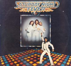 The Bee Gees and John Trovolta, Saturday Night Fever!