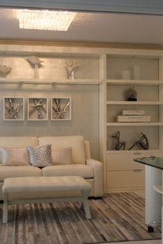 Boca Raton Condo contemporary home office