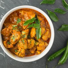 Classic Indian restaurant madras curry is loaded with spices, onion, garlic and ginger. Secrets of Indian restaurant curries revealed.
