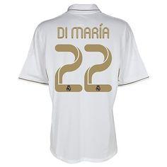 Di María del Real Madrid 2011/12 Camiseta futbol [605] - €16.87 : Camisetas de futbol baratas online!