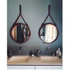 GUBI // Andet circulaire mirror
