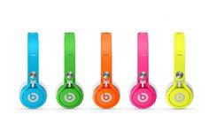 Beats by Dre 2013 Neon Mixr #color #neon #beats #music #wishlist #sound #headphones #YOTELNYC