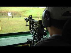 Roman hits Top Shot moving target! - YouTube