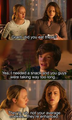 finding carter — I want these cookies. I want them ALL:...