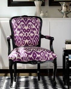 ikat-i-inherited-an-old-victorian-couch-of-my-grandmothers-that-has-been-sitting-in-storage-i-have-wanted-to-update-it-in-a-modern-bright-fabric-i-love-this-chair-the-traditional-style-of-the-chair-wi.jpg (287×358)