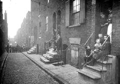 Lionel Street, Liverpool (1905)